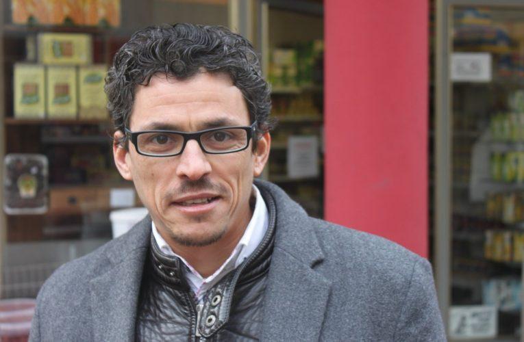 """Noureddine Boulouh und seine """"Minden Zeitung"""" haben eine feste Leserschaft"""