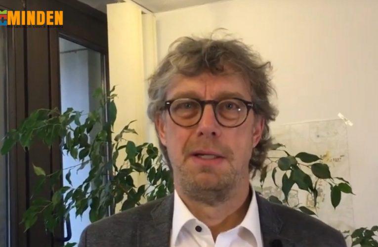 Videobotschaft des Bürgermeisters  Michael Jäcke